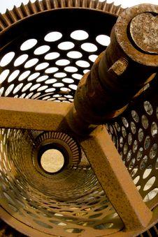 Free Limestone Separator Stock Image - 8219941