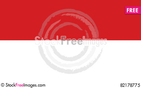 Free Flag Of Monaco Vector Icon Illustration Royalty Free Stock Photo - 82178775