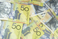Free Fifty Dollar Notes Royalty Free Stock Image - 8223206