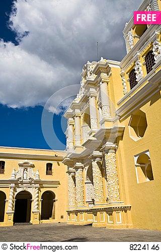 La Merced Stock Photo