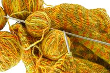 Free Woolen Threads Stock Photography - 8220532