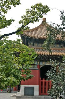Free Lama Temple Stock Photography - 8221292