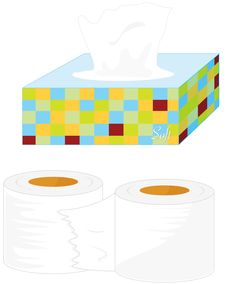 Tissues Stock Photos