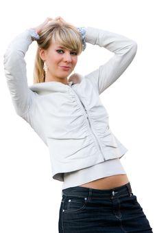 Free Pretty Girl Stock Image - 8221571