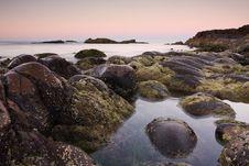 Free Ocean Cove Stock Image - 8222221
