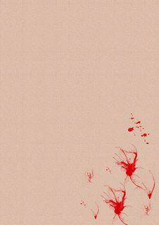 Free Blood Paper Texture Stock Images - 8222264