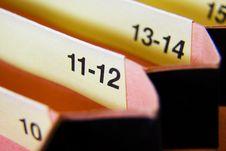 Free File Stock Image - 8222471