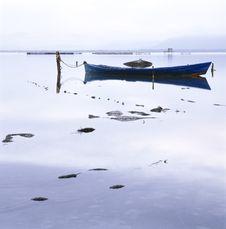Free Fisherman Boat Stock Photography - 8223022