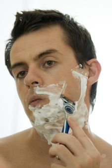 Free Shaving Royalty Free Stock Images - 8223529