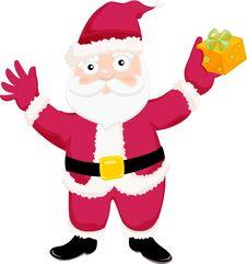 Free Father Christmas Stock Image - 8223901
