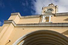 Free Arco De Santa Catalina Royalty Free Stock Photography - 8224077