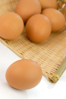 Free Eggs Royalty Free Stock Image - 8224226