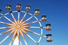 Free Ferris Wheel Royalty Free Stock Photo - 8224335