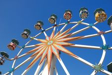 Free Ferris Wheel Royalty Free Stock Photos - 8224508