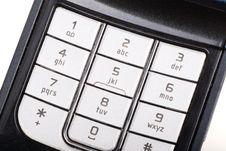 Free Mobile Keyboard Royalty Free Stock Photos - 8224538