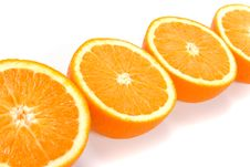Free Fresh Oranges Royalty Free Stock Photos - 8225148