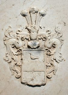 Free Vintage Emblem In Montenegro Stock Photo - 8225510