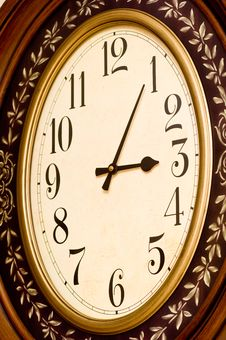 Free Old Antique Clock Stock Photos - 8225733