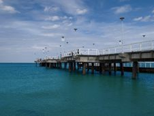 Free Pier Royalty Free Stock Image - 8225966