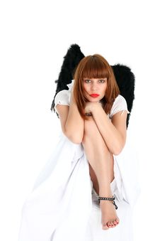 Free Angel Stock Image - 8226221