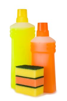 Free Cleaning Supplies Stock Photos - 8226923