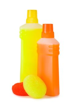 Free Cleaning Supplies Stock Photography - 8226952