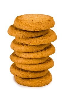 Free Stack Of Cookies Stock Photo - 8227230