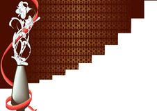 Free Stairs Royalty Free Stock Photography - 8227237