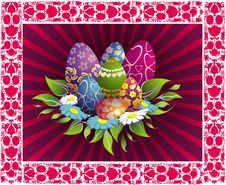 Free Easter Card Stock Photo - 8227690