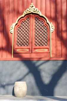 Free A Corner In The Lama Temple Royalty Free Stock Image - 8228586