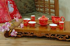 Free Tea Ceremony Stock Photos - 8228873