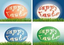 Free Happy Easter Royalty Free Stock Photo - 8229205