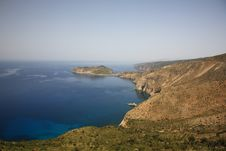 Free Looking Over To Assos Stock Photos - 8229573