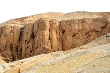 Free The Valley Of The Kings Stock Photography - 8229942