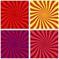 Free Retro Suns Stock Photography - 8236562