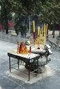 Free Incense Sticks Royalty Free Stock Photo - 8237525