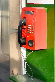 Free Stationary Telephone Royalty Free Stock Images - 8230309