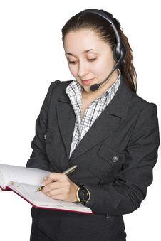 Free Businesswoman Royalty Free Stock Image - 8230466
