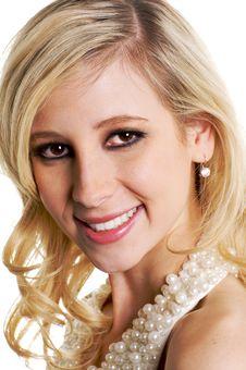 Free Beautiful Blond Stock Photography - 8231062