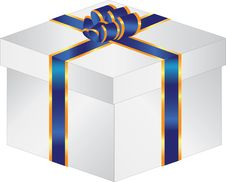 Free Gift Box Stock Photography - 8231142