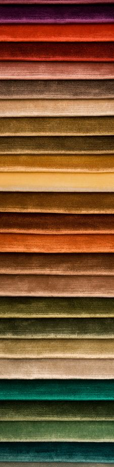 Free Colorful Velvet Range Stock Photography - 8231322