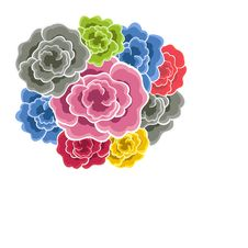 Free Color Bouquet Royalty Free Stock Photos - 8231478