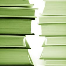 Free Stack Of Books Stock Images - 8231694