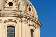 Free Rome Piazza Venezia Church Detail Stock Photos - 8231993