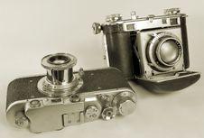 Free Cameras. Stock Image - 8233591