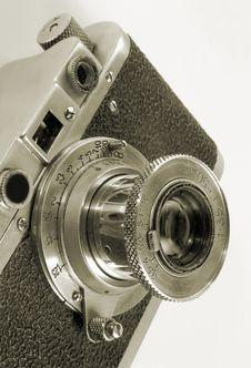 Free Lens. Stock Image - 8233601