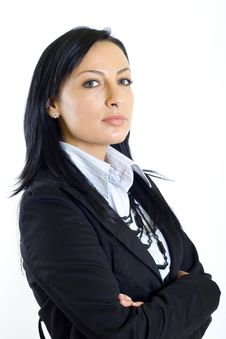 Free Attractive Businesswoman Stock Photos - 8233953