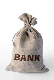 Free Money Bag Stock Photos - 8234253