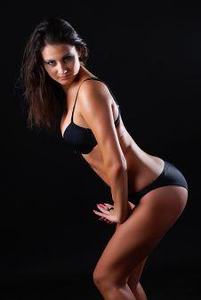 Free Woman In Swimwear Stock Images - 8235004
