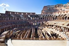 Free Colosseum In Rome Royalty Free Stock Photos - 8235398